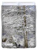 Winter Wonderland 9 Duvet Cover