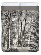 Winter Zauber 03 Duvet Cover