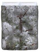 Winter's Gift Duvet Cover
