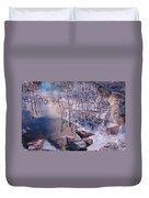 Winters Magic Duvet Cover