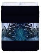 Winterscape 2 Duvet Cover