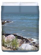 Winthrop Water Duvet Cover