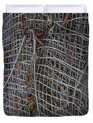 Wire Mesh Duvet Cover