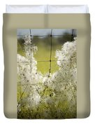 Wire Weed 14432 Duvet Cover
