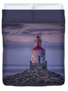 Wisconsin Point  Duvet Cover