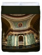 Wisconsin State Capital Building 1  Duvet Cover