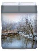 Wish I Had A River Duvet Cover