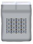 Wisteria  Flower Pattern Duvet Cover