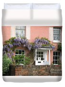 Wisteria House Duvet Cover