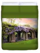 Wisteria In May Duvet Cover