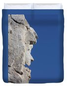Witch Rock Duvet Cover