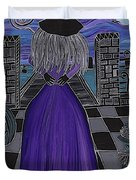 Witch World Duvet Cover