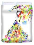 With Umbrella 0645 Marucii Duvet Cover