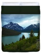 Within The Wind Duvet Cover