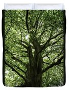 Witness Tree Duvet Cover