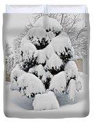 Wnter Tree 5 Duvet Cover