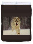 Wolf 1 Duvet Cover