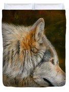 Wolf 4 Duvet Cover
