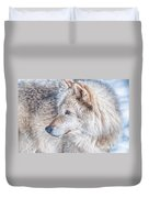 Wolf In Disguise Duvet Cover