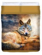 Wolf - Spirit Of Truth Duvet Cover