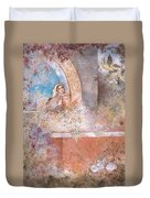 Woman Of Valor Duvet Cover