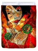 Women  0361 - Marucii Duvet Cover