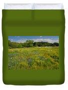 Wonder-filled Meadows Duvet Cover