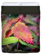 Wonder Leaf Duvet Cover