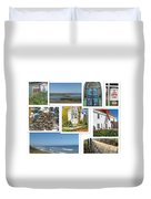 Wonderful Wellfleet Duvet Cover