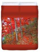Wonders Of Autumn  Duvet Cover