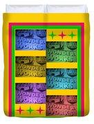 Wonderworks  Duvet Cover