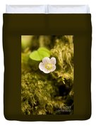 Wood Sorrel Duvet Cover