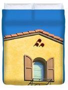 Woodbury Windows No 1 Duvet Cover
