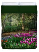 Wooded Bliss Duvet Cover