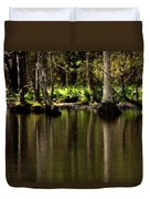Wooded Reflection Duvet Cover