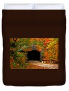 Wooden Bridge Duvet Cover