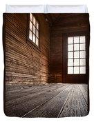 Wooden House Duvet Cover