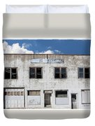 Woodgate Building Duvet Cover