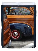 Woodies Duvet Cover
