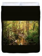 Woodland Brook  Duvet Cover