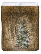 Woodland Christmas Duvet Cover