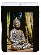 Woodland Meditation Duvet Cover