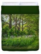 Woodland Phlox   Duvet Cover