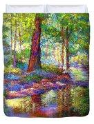 Woodland Rapture Duvet Cover