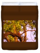 Woodpeckers Of Fort Simcoe Duvet Cover