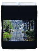 Woods Lake Duvet Cover