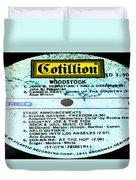 Woodstock Side 1 Duvet Cover