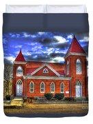Woodville Baptist Church 2 Duvet Cover