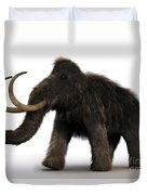 Wooly Mammoth Duvet Cover