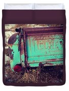 Working Class Chev Duvet Cover